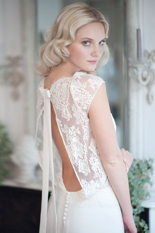 Baby got Back - 30 Showstopping Statement Back Wedding ...
