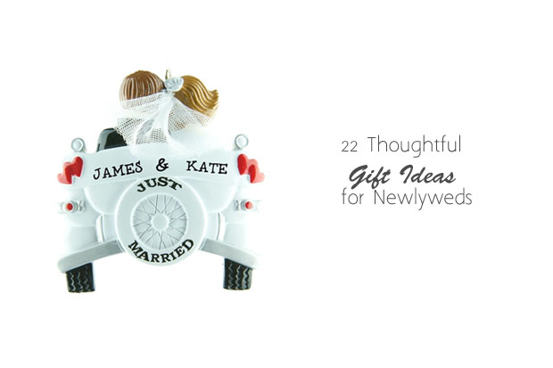 Wedding Gift Ideas For Newlyweds : 22 Thoughtful Gift Ideas for Newlyweds weddingsonline