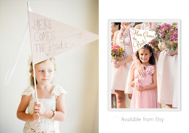 here-comes-the-bride-flag