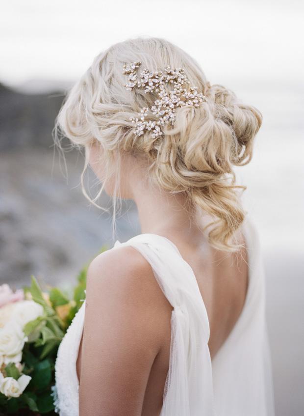 Wedding Hairstyles: 15 Oh So Romantic Bridal Updos | weddingsonline