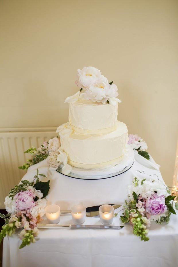 simple-white-wedding-cake-two-tier