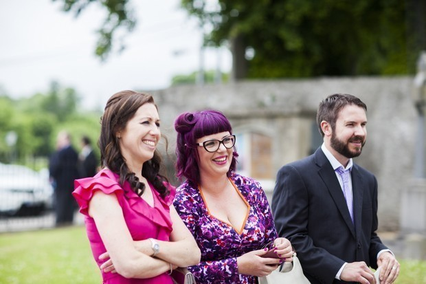 wedding-guests-outside-church (6)
