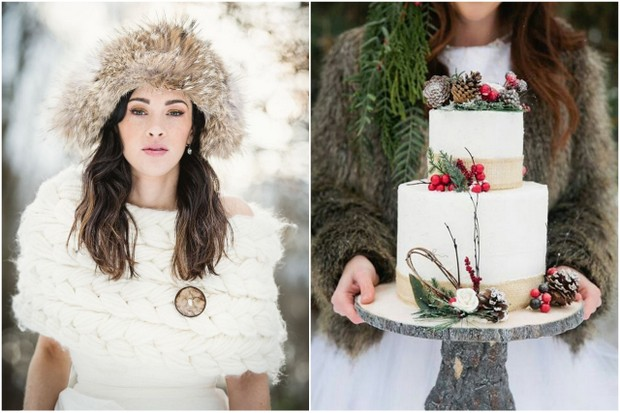 Magical Winter Wedding Inspiration