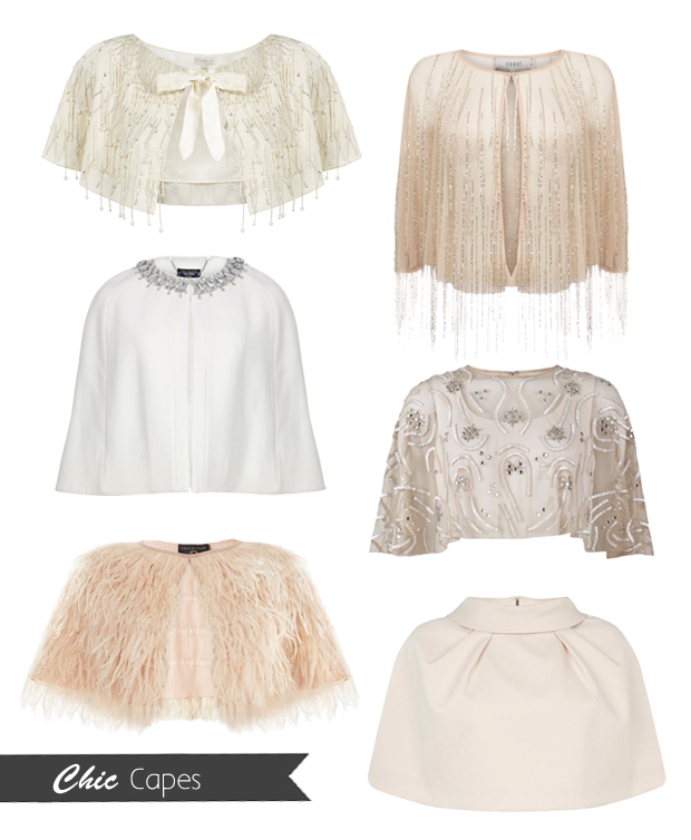27 Chic Cosy Cover Ups For Autumn Winter Brides
