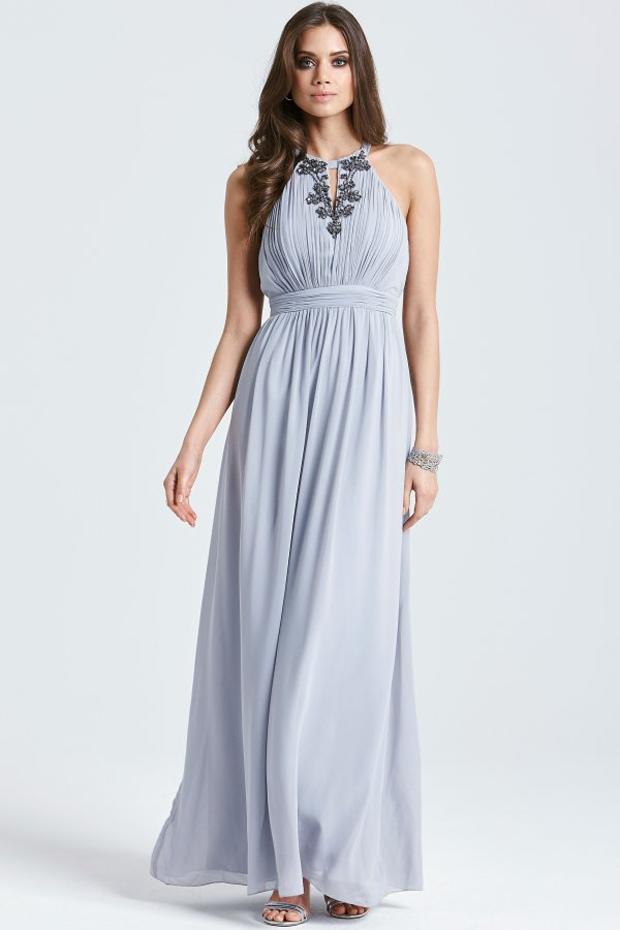 embellished-maxi-grey-bridesmaid-dress
