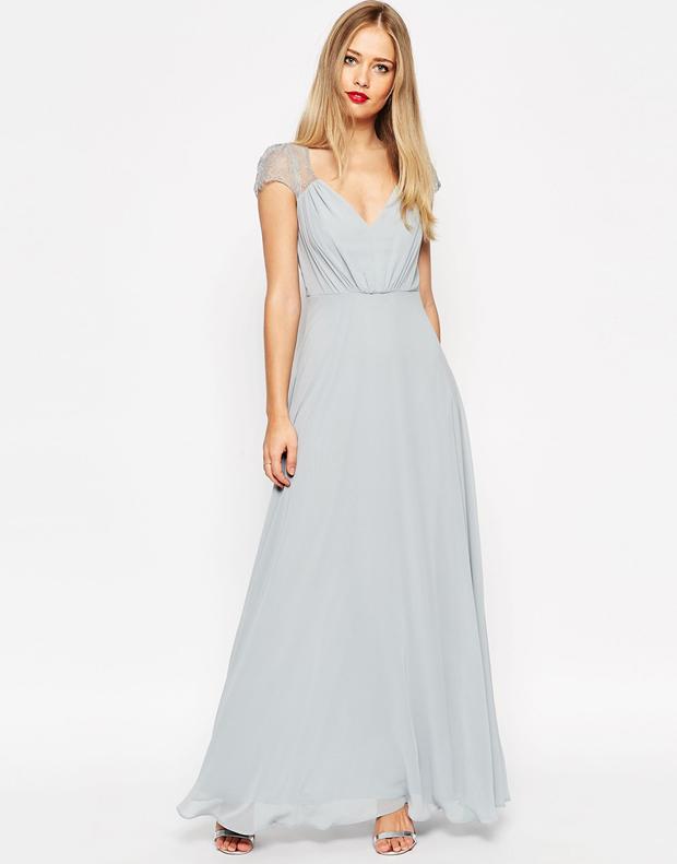grey-bridesmaid-dress-asos