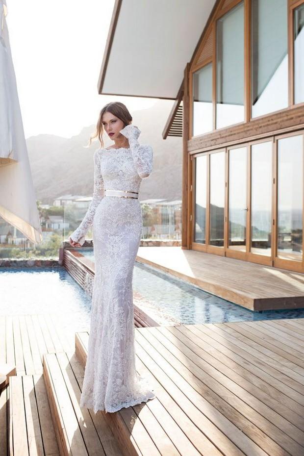 juli-vino-vestido-de-novia-manga-larga