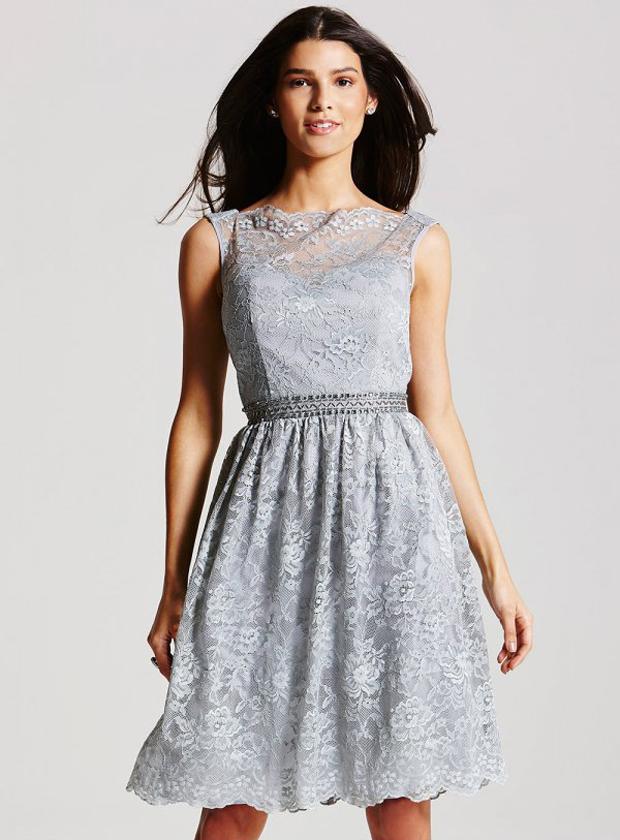 lace-grey-bridesmaid-dress
