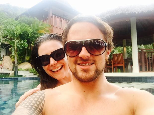 lisa-cannon-honeymoon-seychelles