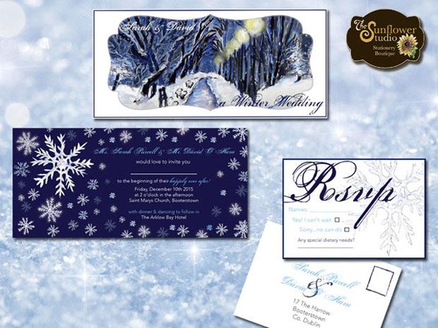 snowflake-winter-wedding-stationery-sunflower-studio