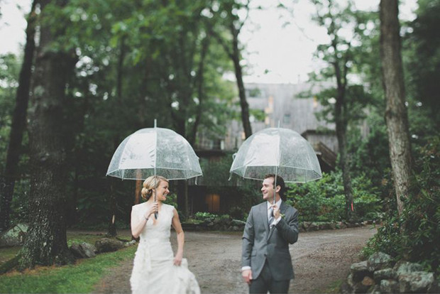 Umbrella Wedding Photos Best Wedding Umbrellas
