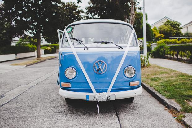 13_vintage-blue-vw-campervan-wedding-car