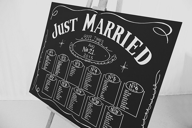 26-just-married-chalk-board-table-plan-wedding