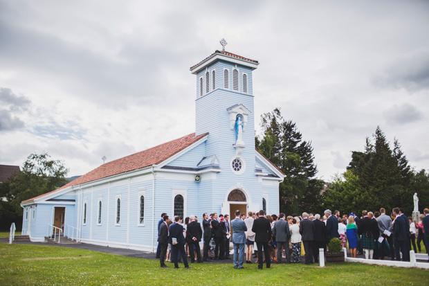 28-Cute-Vintage-Church-Dublin-Blue-Wedding (4)