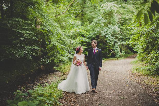 30-Forest-Wedding-Photos-Floral-Bride