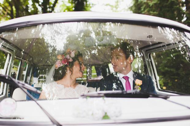 31-Whimsical-Wedding-Couple-Vintage-VW-Campervan (3)