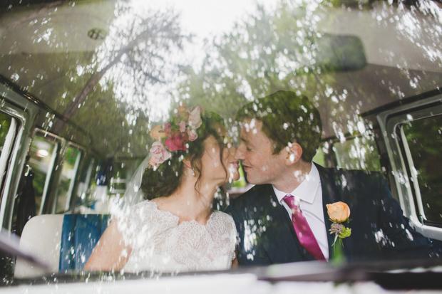 31-Whimsical-Wedding-Couple-Vintage-VW-Campervan