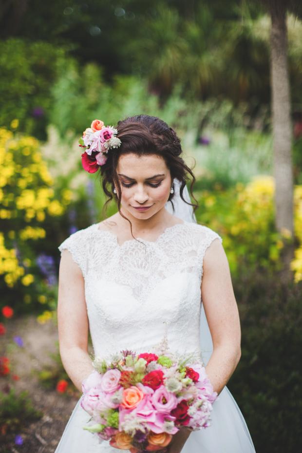 32-Colourful-Wedding-Bouquet-Floral-Crown-Spring-Bride