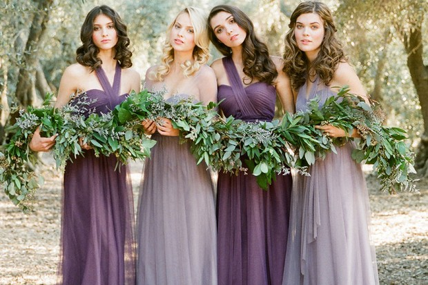 With The Huge Range Of Stunning Winter Dress Styles On Offer There S Absolutely No Excuse For Not Putting Your Bridesmaids In Something They Ll Wear Again