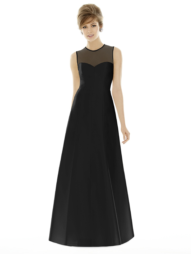 alfred-sugn-style-D695-black-bridesmaid-dress