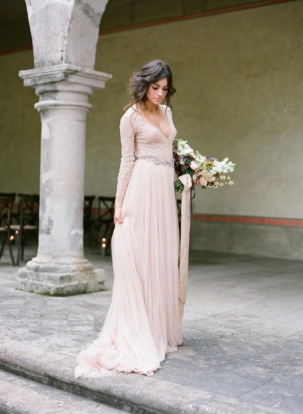 blush-wedding-dress-lace-top-emily-riggs