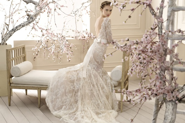 Chic And Simple Wedding Dresses By Cabotine: Pure Essence - Cabotine 2016 Wedding Dresses