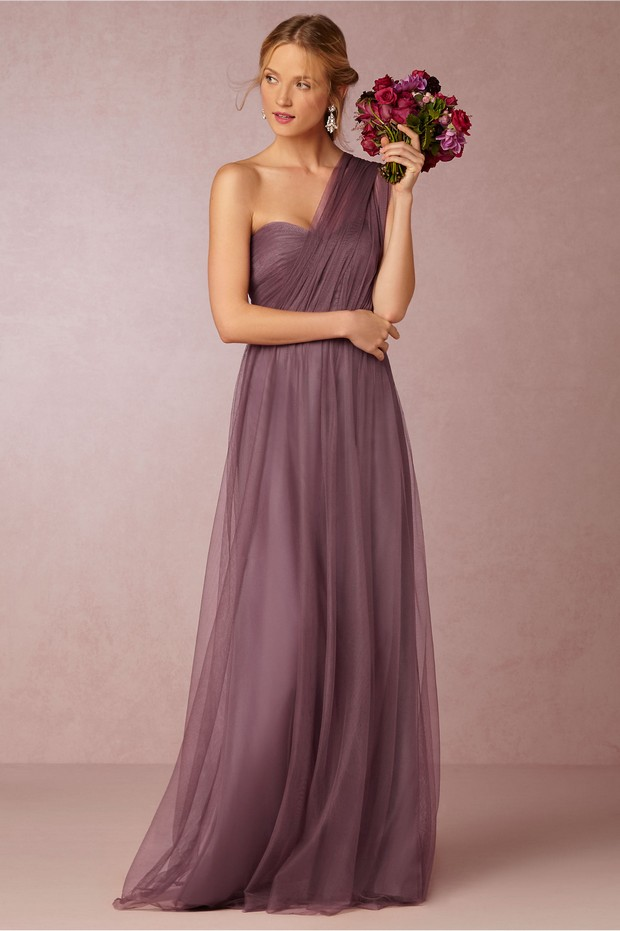 14 Fab Autumn Winter Bridesmaids Dresses | weddingsonline