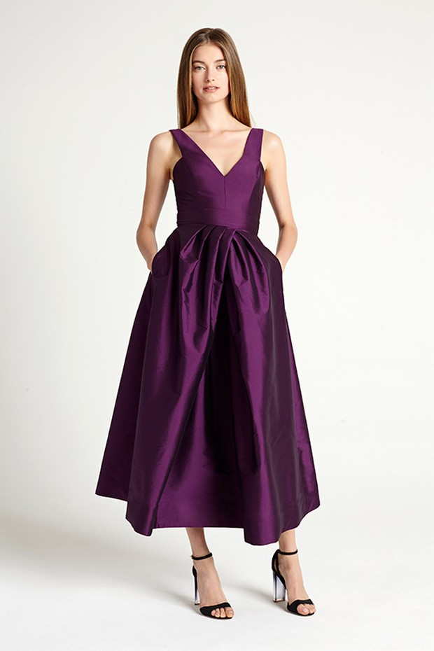 deep-purple-bridesmaid-dress-monique-lhuillier-bridesmaids