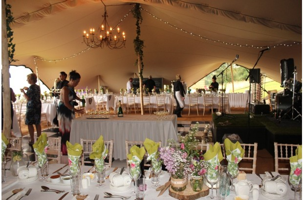 Your complete guide to wedding decor hire part 1 weddingsonline extreme structures alternative marquee hire ireland junglespirit Images