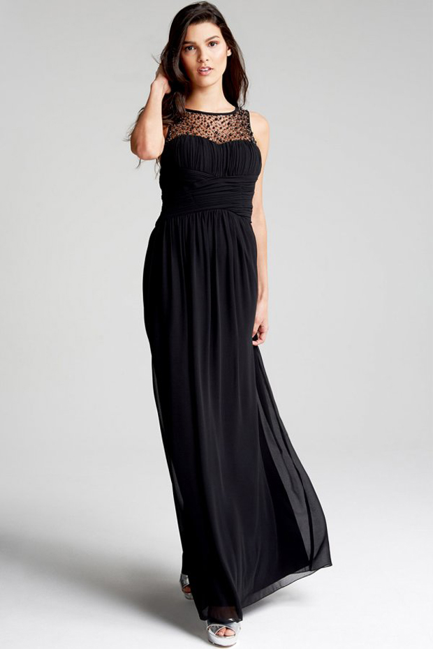 little-mistress-black-bridesmaid-dress