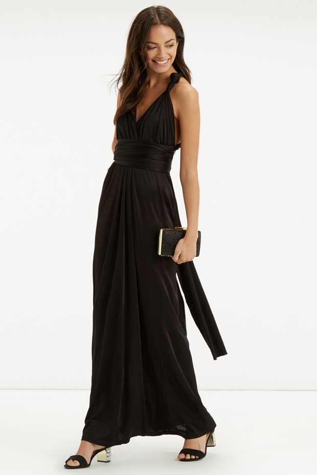 oasis-black-wear-it-your-way-multiwrap-bridesmaid-dress