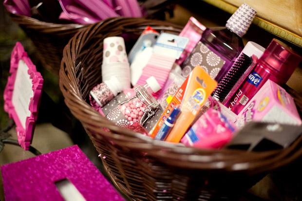 Wedding Bathroom Basket Checklist Weddingsonline