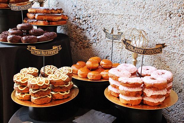 6 Unusual Wedding Desserts