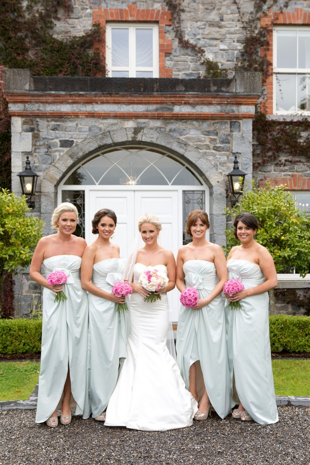 19_Mint_green_bridesmaids_Dresses_wedding_Style