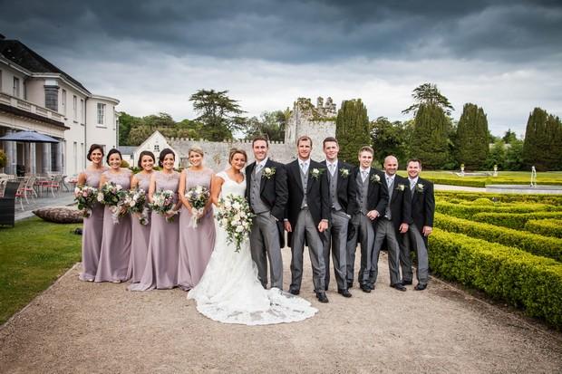 A Stunning Castlemartyr Resort Wedding By Tara Donoghue