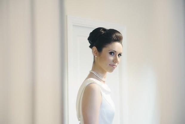 5_Classic_Audrey_Hepburn_Style_Bride_Wedding_Hair_Makeup