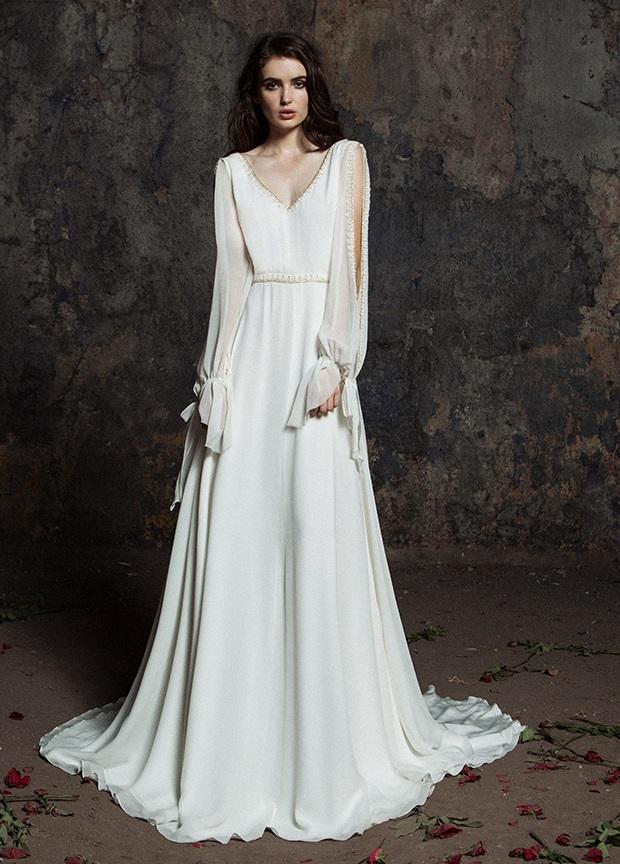 Bo & Luca Bridal - For the Daring Romantics | weddingsonline