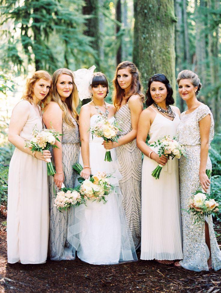 The Best Bridesmaid Trends for 2016 - Part 2 | weddingsonline