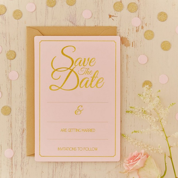 Gold_Pink_Pastel_Save_the_Date_wedding_invitation_weddingsonline