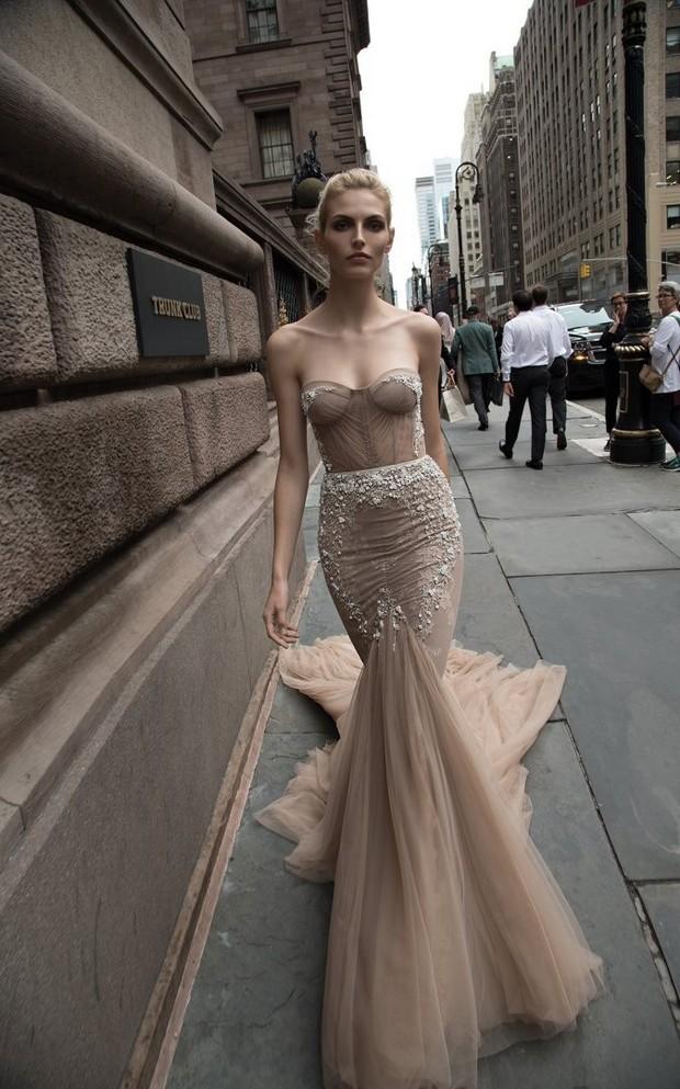 Inbal-dror-vestido-de-novia-sirena-2016
