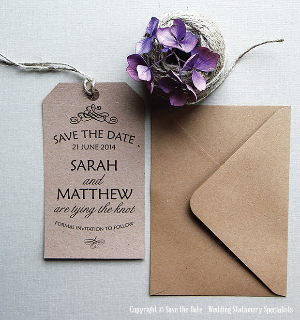 When To Send Save The Date: 15 Save The Date Cards To Send Soon!
