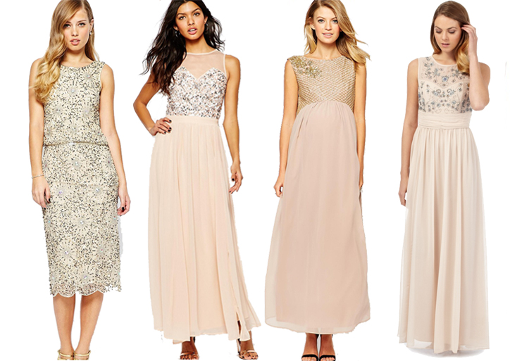 How To Embellish Simple Wedding Dresses: 20 Amazing Embellished Bridesmaid Dresses