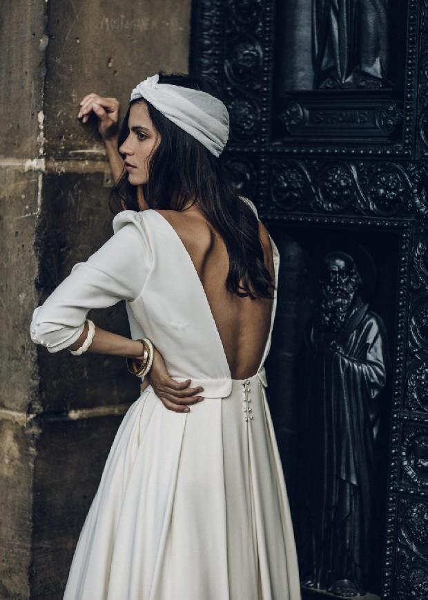 increible-vestido-de-novia-espalda-2016-laure-de-sagazan-proust