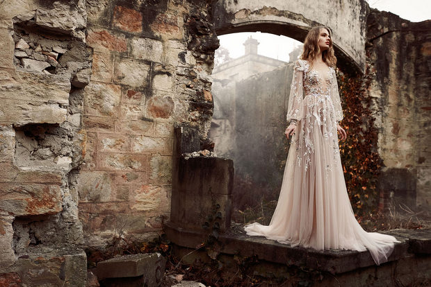 50 Most Incredible Designer Wedding Dresses From 2015
