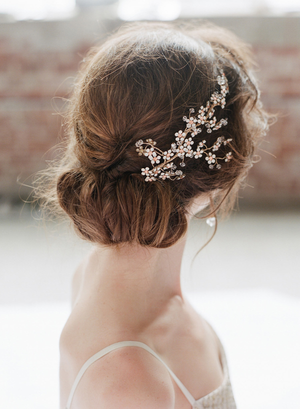 Our Most Pinned Wedding Hairstyles from 2015 | weddingsonline