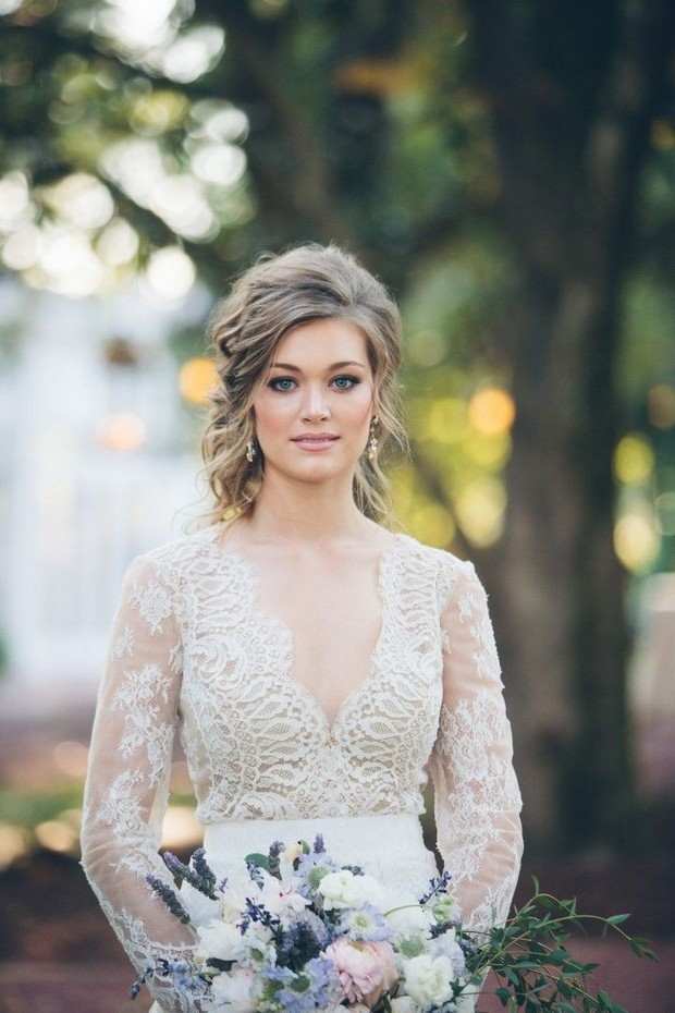 Our Most Pinned Wedding Hairstyles From 2015 Weddingsonline