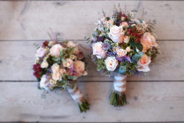 vintage-pink-wedding-bouquet-winter-bloomsday