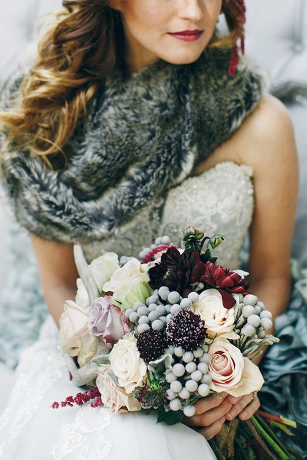 winter-wedding-bouquets-weddingsonline