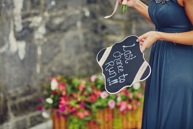 24-Last-chance-to-run-chalkboard-sign-wedding-ceremony