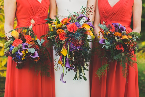 34_Autumn_themed_wedding_flowers_bridesmaids_bouquets